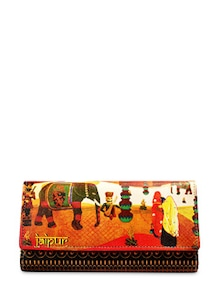 Rajasthan Mystiques Everyday Clutch - Mad(e) In India