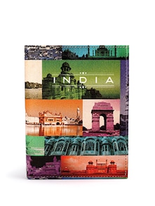 Highlights Of India Passport Holder - Mad(e) In India