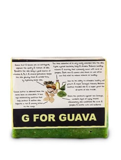 G For Guava Soap - SOULFLOWER