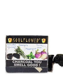 Charcoal You Smell Good Soap (Vegan)