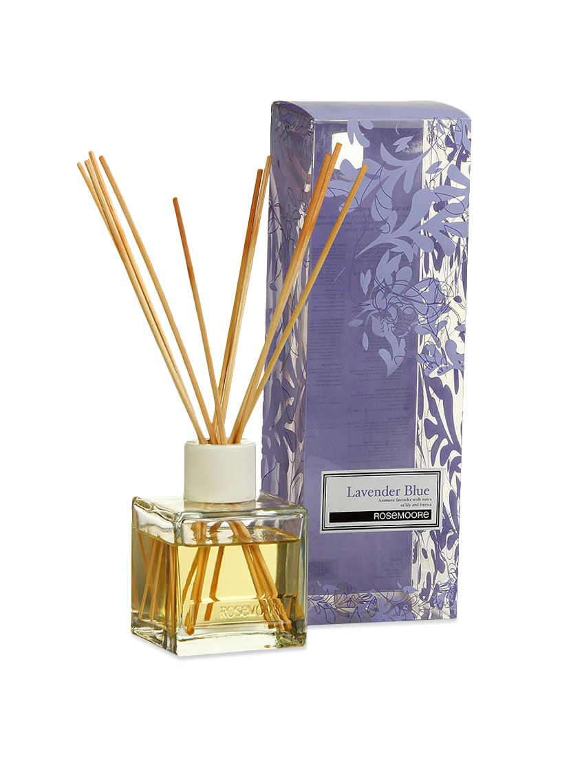 Lavender Blue Scented Reed Diffuser - Rosemoore