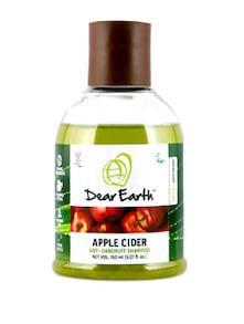 Apple Cider Anti-dandruff Shampoo - Dear Earth