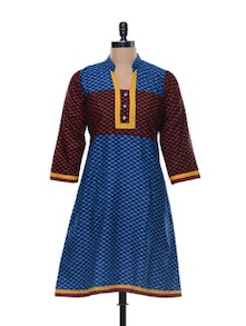 Everyday Cotton Kurta - Libas