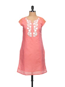 Pretty In Pink Kurta - Morpunc