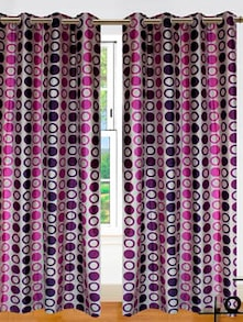 World Circle Curtains - Dekor World