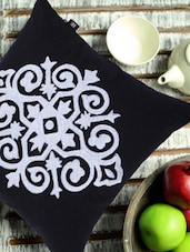 Black & White Cotton Cushion Covers - The Home Elements
