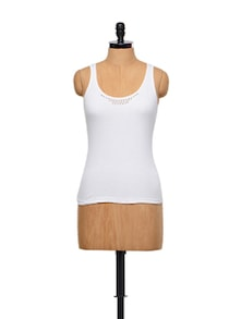 Snow White Tank Top - STREET 9