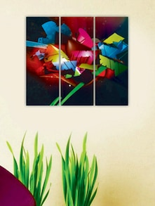 Modern Wall Art (3Pc) - Zeeshaan