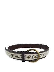 Cotton Lace Embellished Belt - ANTIFORMAL