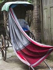 Silver Handloom Cotton Silk Saree - Cotton Koleksi