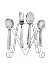 Stainless Steel Cutlery Set- 24 Pieces - Pogo