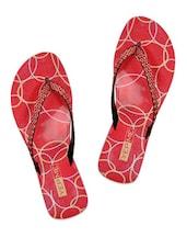 Yepme Red Sandals - Yepme