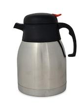 Stainless Steel Tea Coffee Pot 1.2 Ltr. - Retro Kitchenware