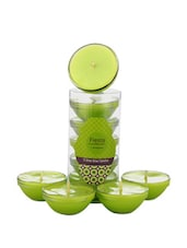 5 Piece Bowl Shaped Aroma Candles - Fragrance World India
