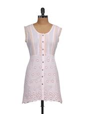 Cotton Shifley Lace Top - Shakumbhari