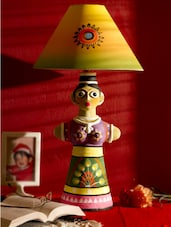 Big Doll Terracotta Table Lamp Shade - Bdesi
