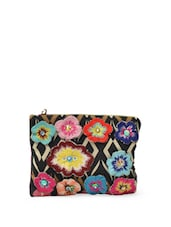 Colourful Floral Coin Pouch - Blissdrizzle