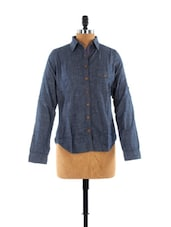 Perky Polka Dotted Shirt - Fast N Fashion