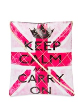Keep Calm And Carry On' Cross Body Bag - The House Of Tara