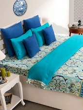 Gorgeous Blue Bed Cover - HOUSE THIS