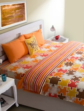 Board Game Print Bed Cover - HOUSE THIS