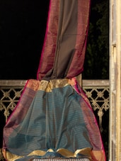 Beautiful Resham Saree - Cotton Koleksi