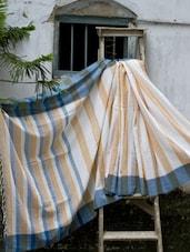 Beautiful Cotton  Saree - Cotton Koleksi