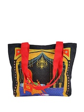 Maharaja-Maharani Tote Bag - Mad(e) In India