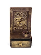 Buddha Tea Light Candle Holder - Ambbi Collections