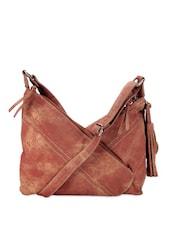 Pink Stunning Sling Bag - Lino Perros
