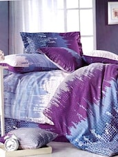 City Line Printed Micro Cotton Double AC Comforter - Just Linen
