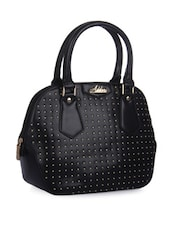 Bold Black Stylish Tote Bag - Addons