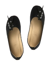 Black Casual Shoes - ZACHHO