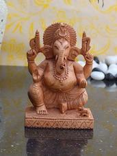 Magnificient Statue Of Lord Ganesha - ECraftIndia