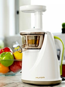 Buy White Slow Juicer With Cap by Wonderchef - Online shopping for Other Accessories in India ...