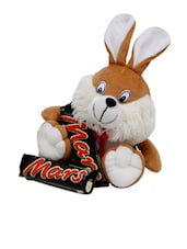 Soft Toys Chocolate Bunny Gift Set - Gifts By Meeta