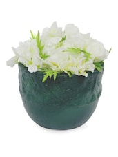 Artificial Hydrangea Flowers Arrangement - Gifts By Meeta