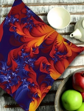 Fiery Red Cushion Cover - Stybuzz