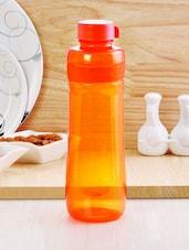 Orange Polypropylene Water Bottle Set Of  6 - Cello