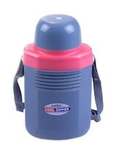 Grey Food Grade Plastic Water Bottle - Cello
