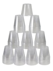 30 Ml Clear Shot Glasses (Set Of 50) - True Vino