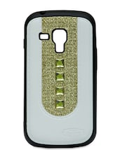 Samsung Galaxy S Duos S7562 Embellished Back Cover - William Cooper