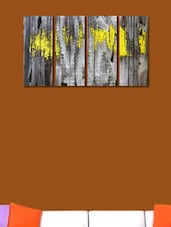 Modern Wall Art Painting - 4 Pieces - 999store