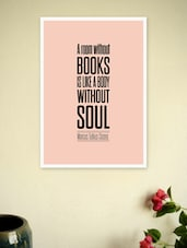 Marcus Tullius Quote Wall Decor Poster - Lab No. 4 - The Quotography Department