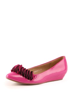 Pink And Purple Sandals - Tresmode
