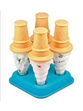 Ice Cream Ice Pop Candy Lolly Moulds (Set Of 4) - Tovolo