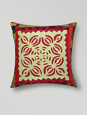 Rajcrafts Cut Work Cotton Sofa Cushions Cover (16x6 Inches) - By