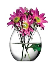 Round Shaped Mini Glass Flora Vase - Pasabahce