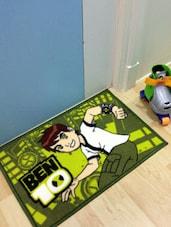 Small Ben 10 Doormat - Ben 10