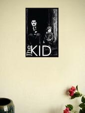 Chaplin - The Kid Framed Poster - Seven Rays